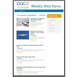 Weekly Web News