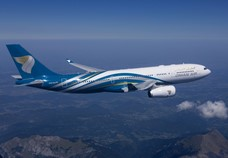 Oman Air introduces A330s on Muscat-Doha route
