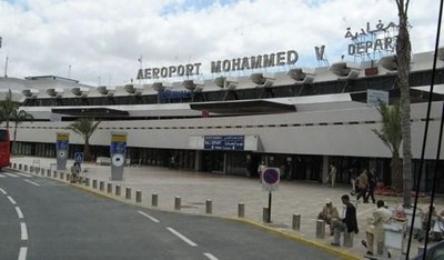 AACO | Passenger traffic at Casablanca's Mohammed V International ...