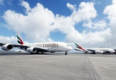 Emirates introduces second daily A380 to Milan
