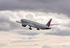 Qatar Airways to meet ICAO 2021 flight tracking recommendations in partnership with Aireon and FlightAware