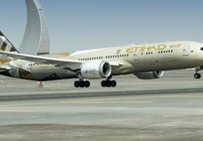 Etihad Airways' Dreamliner commences daily services into Amman