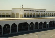 Muscat International Airport pax up 18% in June 2017