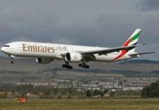 Emirates adds 134th 777-300ER