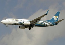 Oman Air to deploy 737 MAX 8 on domestic and Middle East services from February 2018