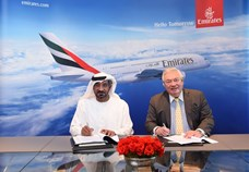 Emirates orders 36 A380s