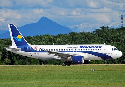 Nouvelair online check in