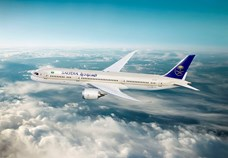 Saudia receives new Boeing 787