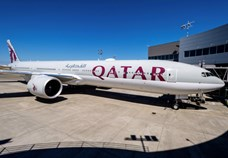 Qatar Airways welcomes its 100th Boeing aircraft and 70th 777