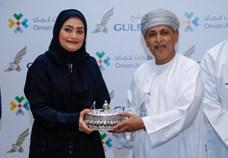 Gulf Air inaugurates Salalah route