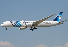 EgyptAir takes delivery of sixth Boeing 787-9 aircraft