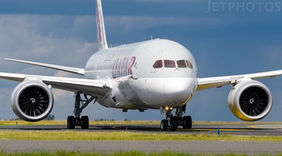 AACO   Qatar Airways takes delivery of one Boeing 787-9 aircraft
