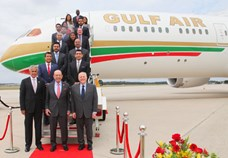Gulf Air takes delivery of seventh 787-9 Dreamliner