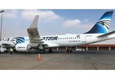 EgyptAir receives eighth Airbus A220-300 aircraft