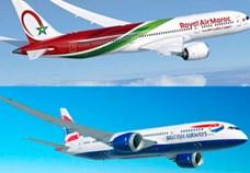 Royal Air Maroc and British Airways sign codeshare agreement