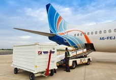flydubai Cargo continues to enable the movement of vital goods in the region