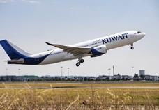 Kuwait Airways receives fifth A320neo