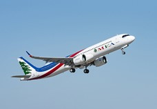 Middle East Airlines receives first two of five new Airbus A321neo from BOC Aviation