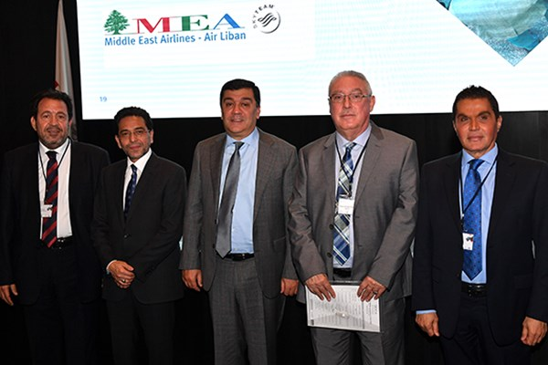 AACO IATA MENA Aeropolitical Forum - March 2019 - Beirut - Lebanon 10
