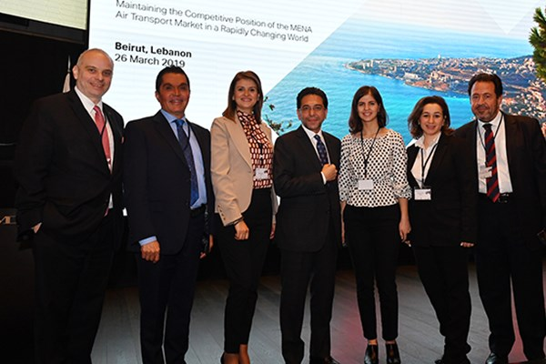 AACO IATA MENA Aeropolitical Forum - March 2019 - Beirut - Lebanon 50