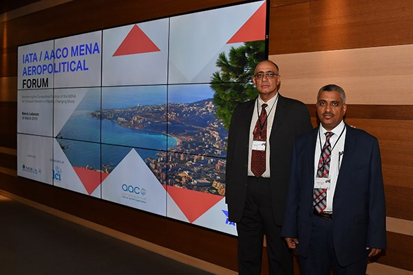 AACO IATA MENA Aeropolitical Forum - March 2019 - Beirut - Lebanon 17