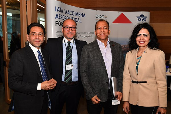 AACO IATA MENA Aeropolitical Forum - March 2019 - Beirut - Lebanon 18