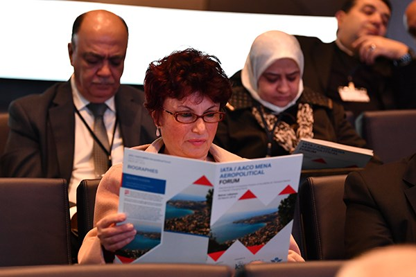 AACO IATA MENA Aeropolitical Forum - March 2019 - Beirut - Lebanon 31