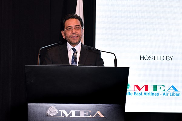 AACO IATA MENA Aeropolitical Forum - March 2019 - Beirut - Lebanon 6