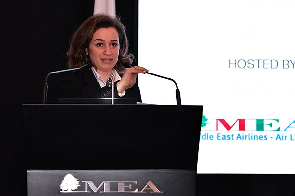 AACO IATA MENA Aeropolitical Forum - March 2019 - Beirut - Lebanon 34