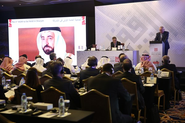 50th AGM - Sharjah 2017. 25