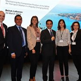 AACO IATA MENA Aeropolitical Forum - March 2019 - Beirut - Lebanon 50